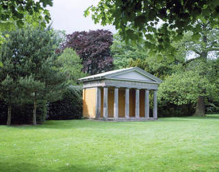 The Doric Temple, Shugborough, James 'Athenian' Stuart, 1760. Courtesy of Shugborough, Staffordshire (The National Trust)