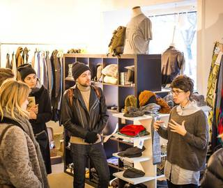 In Focus Tour: Sustainable Fashion photo