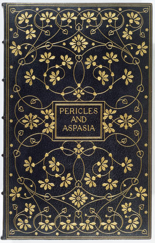 Book, Pericles and Aspasia by Walter Savage Landor
