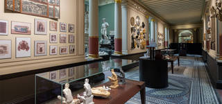 In Focus Tour: Cast Courts Interpretation Gallery photo
