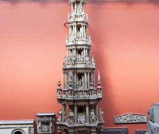 In Focus Tour: Conservation of the Cast Courts photo