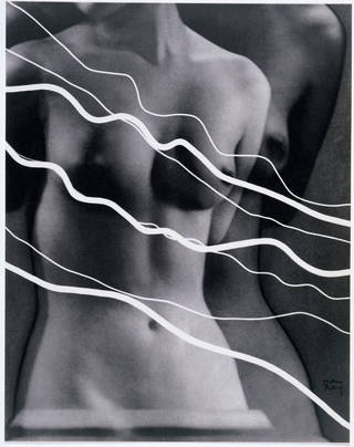 Photo of Eléctricité, Man Ray, 1931, France. Museum no. E.1653-2001. © Victoria and Albert Museum, London