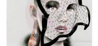 iPad Fashion Illustration photo