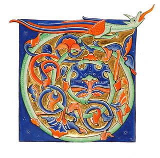 Introduction to Medieval Manuscript Illumination  photo