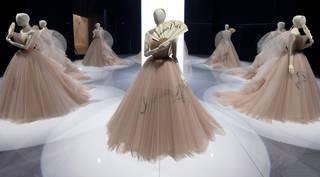 0c26af07d6e5 Inside the Christian Dior  Designer of Dreams exhibition