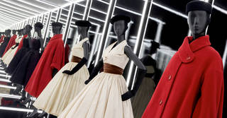 edaec08b2462 V A · Inside the Christian Dior  Designer of Dreams exhibition
