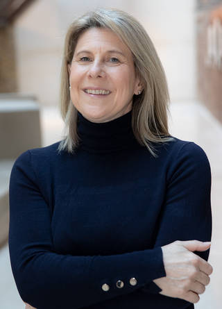 Judy Roberts, Head of Human Resources. © Victoria and Albert Museum, London