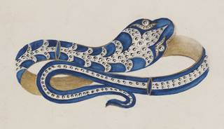Exquisite Artistry: Victorian jewellery designs by the firm of John Brogden photo