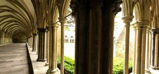 Cloisters: Remarkable Cathedral Survivors photo