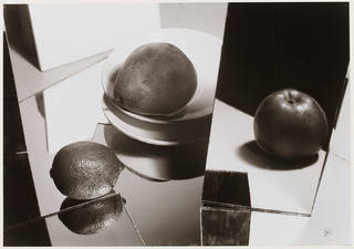 Photograph from the series Mirror Compositions, Florence Henri, 1929. Museum no. PH.270-1982. Florence Henri © Galleria Martini & Ronchetti, Courtesy Archives Florence Henri.