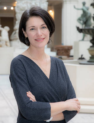 Jane Ellis, Director of Finance and Resources. © Victoria and Albert Museum, London