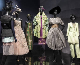 Lunchtime Lecture: Dior photo