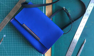 Create a Leather Handbag  photo