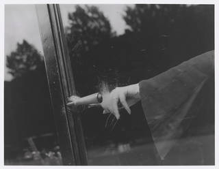 Exploding Hand, Lee Miller, 1930, France. Museum no. PH.101-1984. Courtesy of The Lee Miller Archive