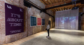 Applied Arts Pavilion, Special Project of the 58th International Art Exhibition - La Biennale di Venezia with the Victoria and Albert Museum, London, 'It's About Time'. Photo by Andrea Avezzù. Courtesy La Biennale di Venezia