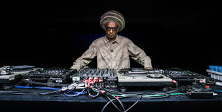 Don Letts DJ set photo