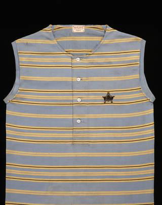 Vest, Doucet Jeune, 1890s, France (Paris). Museum no. T.89:1-2003. © Victoria and Albert Museum, London