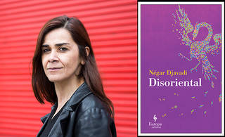 Migration Collective Book Club: Disoriental by Négar Djavadi photo
