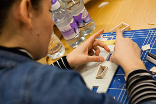Create! Architectural Drawing and Model Making (13-15 years)  photo