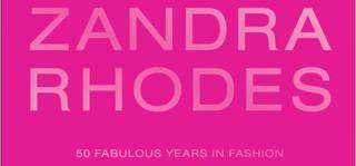 Zandra Rhodes: 50 Fabulous Years in Fashion photo