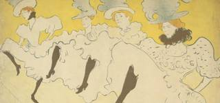 French Art Nouveau: Toulouse-Lautrec and Lillet photo