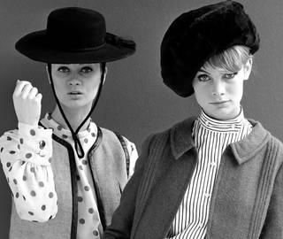 Staging the Exhibition... Mary Quant  photo