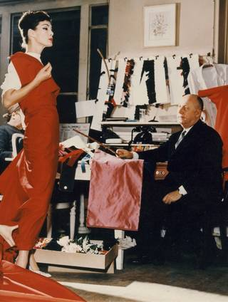 Christian Dior: Designer of Dreams - talk and handling session for visually impaired people only photo