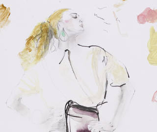 Introduction to Fashion Illustration  photo