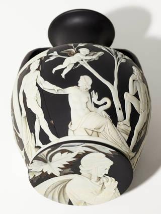 Wedgwood Portland Vase. © Wedgwood