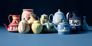 The V&A Collection at the World of Wedgwood