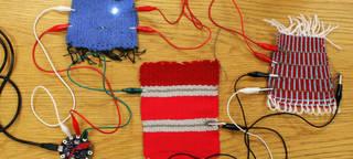 Interactive Weaving  photo