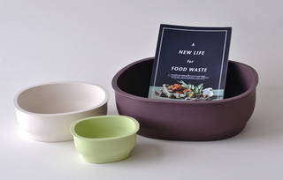 V&A · 'Anima' – food waste tableware by Kosuke Araki