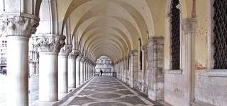 "Lunchtime Lecture: ""Infinite Variety"": John Ruskin and the Capitals of the Ducal Palace, Venice photo"