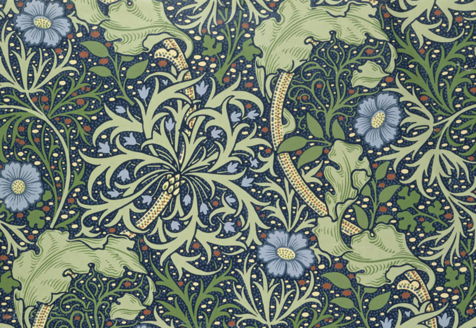 V&A · Pattern Making: Draw, Print, Engrave