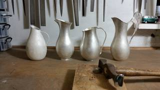 Transforming Training: Contemporary British Silversmiths photo