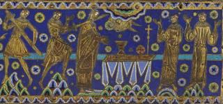 Peter's Keys to George's Dragon: A Medieval Mythology - Tour 1 photo