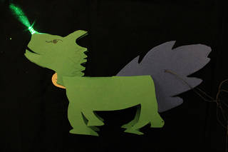 Make your own LED Puppet (7-10 years) photo