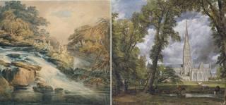 Turner versus Constable - Tour 3 photo