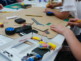 Create! Self-driving Car Design (13-15 years) photo