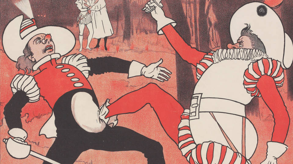 V&A · Theatre posters – an illustrated history