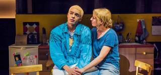 Photo for Everybody's Talking About Jamie: Portraying a life on stage