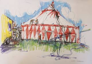 Behind-the-Scenes Tour: Circus  photo