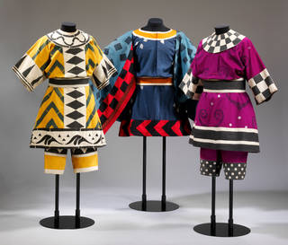 Theatre costumes