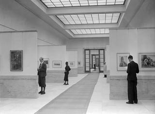 'House of German Art' exhibition, photograph by Kurt Huhle, 'Day of German Art, July 1937'. © Stadtarchiv München