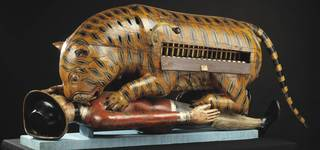 Fierce, Fabulous and Friendly: Animals at the V&A - 8 January photo