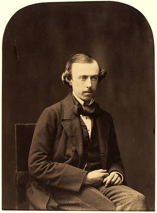Portrait of Robert Howlett, photograph by Benjamin Brecknell Turner, albumen print from a calotype negative, 1850s, England. Museum no. E.2-2009. © Victoria and Albert Museum, London