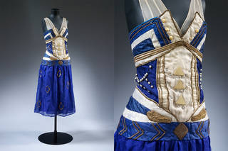 Costume for Zobeide in 'Scheherazade', designed by Léon Bakst, about 1911, Europe. Museum no. S.875-1980. © Victoria and Albert Museum, London