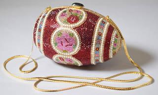'Fabergé Egg' evening bag