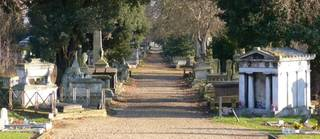 Lunchtime Lecture: 'In pastures green': Victorian Garden Cemeteries and the culture of mourning in the Victorian era photo