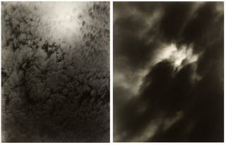 (Left to right:) 'Equivalent', photographs by Alfred Stieglitz, 1926. Museum nos. PH.366-1982 & PH.368-1982. © Victoria and Albert Museum, London
